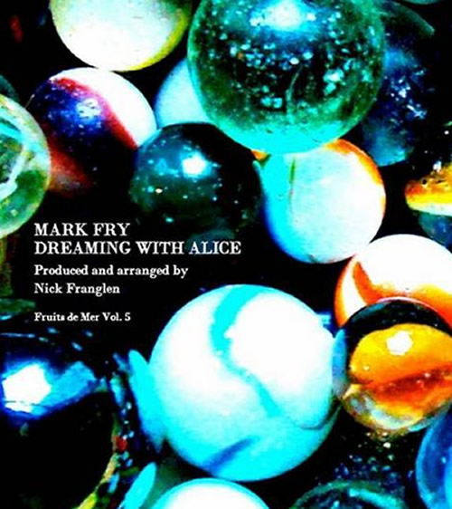 Artwork for Dreaming with Alice Single