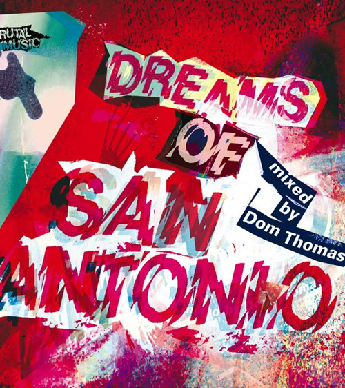 Artwork for Dreams of San Antonio