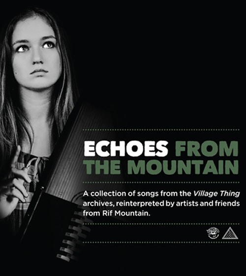 Artwork for Echoes From The Mountain